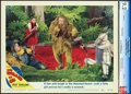 "Movie Posters:Fantasy, The Wizard of Oz (MGM, R-1949). CGC Graded Lobby Card (11"" X 14"")and Autograph.. ... (Total: 2 Items)"