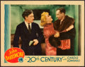 "Movie Posters:Comedy, 20th Century (Columbia, 1934). Lobby Card (11"" X 14"").. ..."