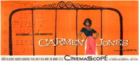 "Carmen Jones (20th Century Fox, 1954). 24 Sheet (104"" X 232"")"