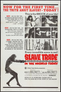 """Movie Posters:Documentary, There are Still Slaves in the World (Continental, 1964). One Sheet (27"""" X 41""""). Also known as Slave Trade in the World Tod..."""