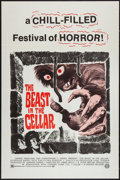 "Movie Posters:Horror, The Beast in the Cellar (Cannon, 1970). One Sheet (27"" X 41""). Horror.. ..."