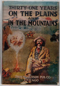 Books:Americana & American History, Capt. William F. Drannan. Thirty-One Years on the Plains and theMountains, or, the Last Voice from the Plai...