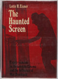 Books:Horror & Supernatural, Lotte H. Eisner. The Haunted Screen. Expressionism in the German Cinema and the Influence of Max Reinhardt. ...