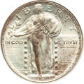 Standing Liberty Quarters, 1921 25C MS65 Full Head NGC. CAC....
