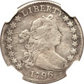 Early Dimes, 1796 10C -- Repaired -- NGC Details. VF. JR-4, R.4....