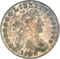 Early Dimes, 1796 10C VF35 PCGS. JR-6, R.3....