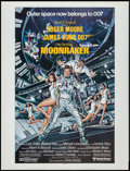 "Movie Posters:James Bond, Moonraker (United Artists, 1979). Special Poster (20.5"" X 27). James Bond.. ..."