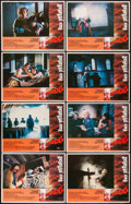 """Movie Posters:Horror, The Fog (Avco Embassy, 1980). Lobby Card Set of 8 (11"""" X 14""""). Horror.. ... (Total: 8 Items)"""