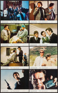 """Movie Posters:Crime, The Enforcer (Warner Brothers, 1977). Mini Lobby Card Set of 8 (8""""X 10""""). Crime.. ... (Total: 8 Items)"""