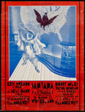 "Movie Posters:Rock and Roll, Eric Burdon and War/Santana/Buddy Miles at Winterland &Fillmore West (Bill Graham, 1971). Concert Poster (21"" X..."