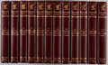 Books:Literature Pre-1900, [William Shakespeare]. The Works of Shakespeare. TheStudents' Handy Edition. Dana Estes and Company, 1881. Twel...
