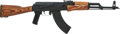 Long Guns:Semiautomatic, Romanian WASR-10/63 (AK-47) Semi-Automatic Sporting Rifle....(Total: 2 Items)