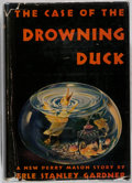 Books:Mystery & Detective Fiction, Erle Stanley Gardner. The Case of the Drowning Duck. WilliamMorrow and Company, 1942. First edition. Publisher'...