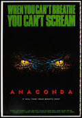 "Movie Posters:Adventure, Anaconda (Columbia, 1997). Printer's Proof One Sheet (28"" X 41"").Adventure.. ..."