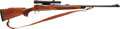 Long Guns:Bolt Action, .458 Win. Remington Model 700 Bolt Action Rifle with Telescopic Sight owned by Warren Page.. ...