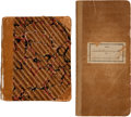 Miscellaneous:Ephemera, [Civil War]. Group of Two Memoirs of Mrs. William H. Bailey....(Total: 2 )
