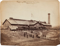 """Rolling Mill, U. S. Mill Iron Works / Chattanooga, Tenn."""