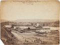 "Photography:Official Photos, ""U. S. Ship Yards near Chattanooga, Tenn. / Capt. T. I. Carlisle, /A. Q. M. Vols.""..."