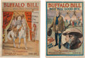 Western Expansion:Cowboy, Buffalo Bill Wild West: Two Show Programs.... (Total: 2 Items)