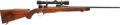Long Guns:Bolt Action, Roy Vail Custom .270 Win. Mauser Bolt Action Rifle with Telescopic Sight made for Warren Page. . ...