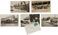 Photography:Cabinet Photos, Fine Group of California Stagecoach Photos.... (Total: 6 Items)