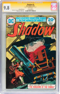 Bronze Age (1970-1979):Miscellaneous, The Shadow #3 Signature Series (DC, 1974) CGC NM/MT 9.8 Whitepages....