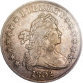 Early Dollars, 1802/1 $1 Narrow Date XF45 PCGS. CAC. B-4, BB-232, R.3....