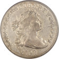 Early Dollars, 1797 $1 10x6 Stars, Large Letters XF45 PCGS. B-3, BB-71, R.2....