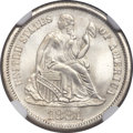 Seated Dimes, 1881 10C MS67 NGC....