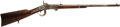 Long Guns:Lever Action, Early Three-Digit Serial Numbered Burnside Fourth Model Breechloading Saddle Ring Carbine.. ...