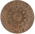 Colonials, 1785 COPPER Nova Constellatio Copper, Pointed Rays, Large Date MS63Brown PCGS. Crosby 3-B, W-1895, R.2....