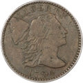 Large Cents, 1794 1C Head of 1795 VF35 PCGS. S-72, B-65, R.2....