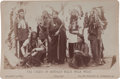 Photography:Cabinet Photos, Cabinet Photo, Indian Chiefs....