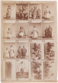 Photography:Cabinet Photos, Cabinet Photo, Sampler. ...
