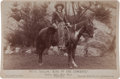 Photography:Cabinet Photos, Cabinet Photo, Buck Taylor Horseback....