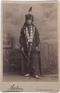 Photography:Cabinet Photos, Cabinet Photo, Standing Indian Man. ...
