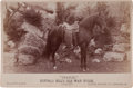 Photography:Cabinet Photos, Cabinet Photo of Horse Charlie. ...
