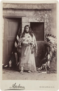 Photography:Cabinet Photos, Cabinet Photo of Jennie Nelson. ...