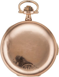 Franklin D. Roosevelt: Personally-Owned Pocket Watch