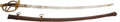 Edged Weapons:Swords, German Made U.S. Model 1840 Heavy Cavalry Saber....