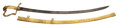 Edged Weapons:Swords, Most Impressive American Eaglehead Artillery Officer's Saber Likely The Work Of F. W. Widmann...