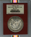 Redfield Dollars, 1898-S $1 MS62 NGC. NGC Census: (354/1280). PCGS Population(522/2686). Mintage: 4,102,000. Numismedia Wsl. Price for probl...