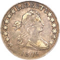 Early Half Dollars, 1806/5 50C XF40 PCGS. CAC. O-102, High R.3....