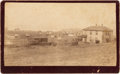 Photography:Cabinet Photos, Albumen Boudoir Card: View of Encinitas, California, Circa 1890....