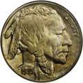 Buffalo Nickels: , 1935 5C Doubled Die Reverse AU58 NGC. FS-018. DDR 1-R-V. Thereverse demonstrates strong doubling on FIVE CENTS, E PLURIBUS...