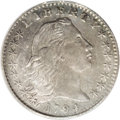 Early Half Dimes: , 1794 H10C AU58 PCGS. V-2, LM-2, R.5. All of the 1794 half dimeswere actually struck in 1795. Mint records prove this as th...