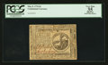 Colonial Notes:Continental Congress Issues, Continental Currency May 9, 1776 $2 PCGS Apparent Very Fine 35.....