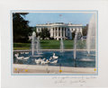 Political:Small Paper (1896-present), John F. Kennedy: White House Christmas Card....