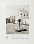 Political:Small Paper (1896-present), Harry S Truman: White House Christmas Card....