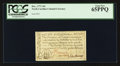 Colonial Notes:North Carolina, North Carolina December, 1771 10s PCGS Gem New 65PPQ.. ...